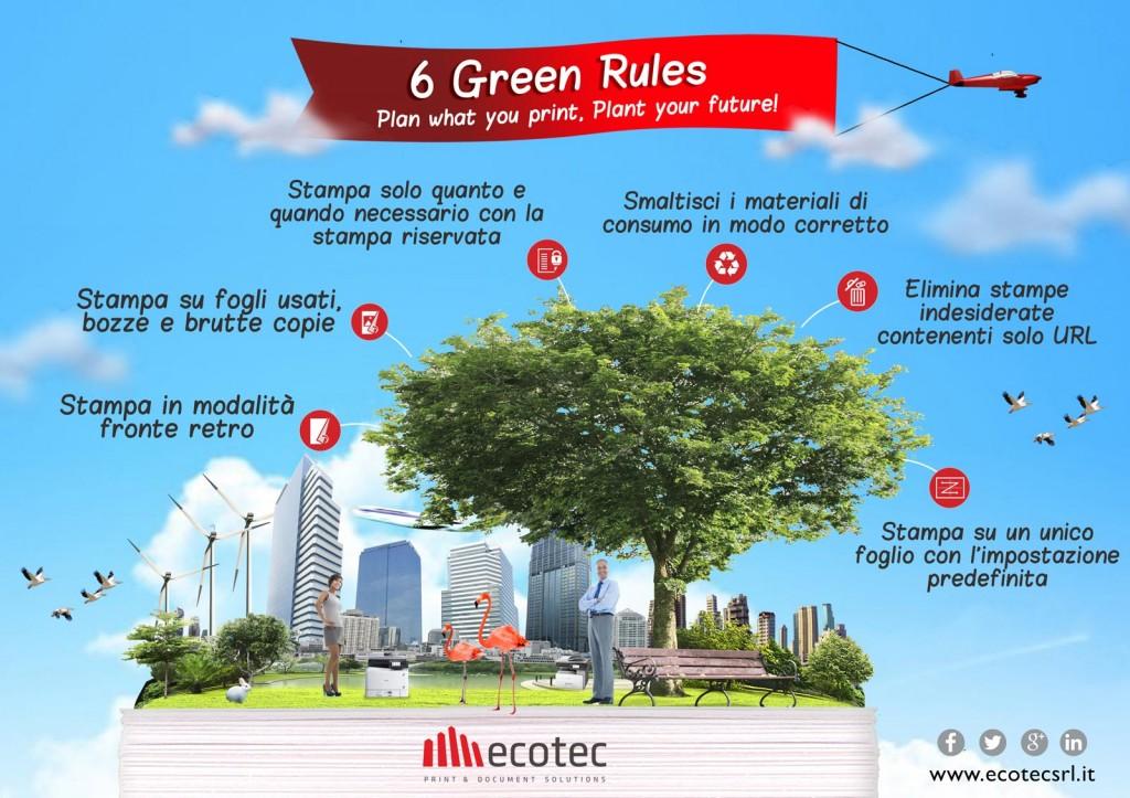 Best green practice