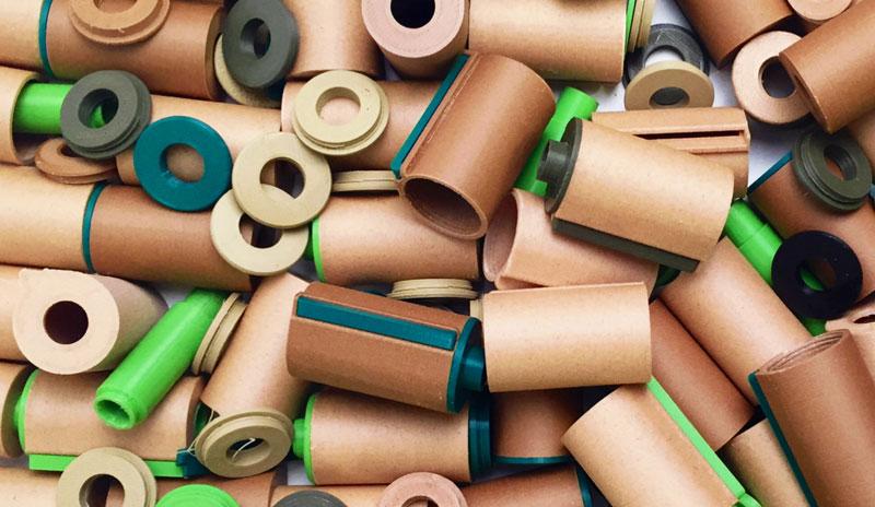 Rullini biodegradabili Compagnia Imago